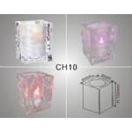 crystal glass holder(CH10)