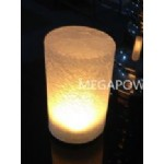 Rechargeable cordless Table Lamp --- remote cotrol, multicolor(MPCL-GL03)
