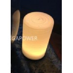 Rechargeable cordless Table Lamp --- remote cotrol, multicolor(MPCL-GL04)